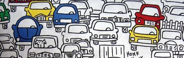 Perché il traffico si blocca ? Il Paradosso di Braess…